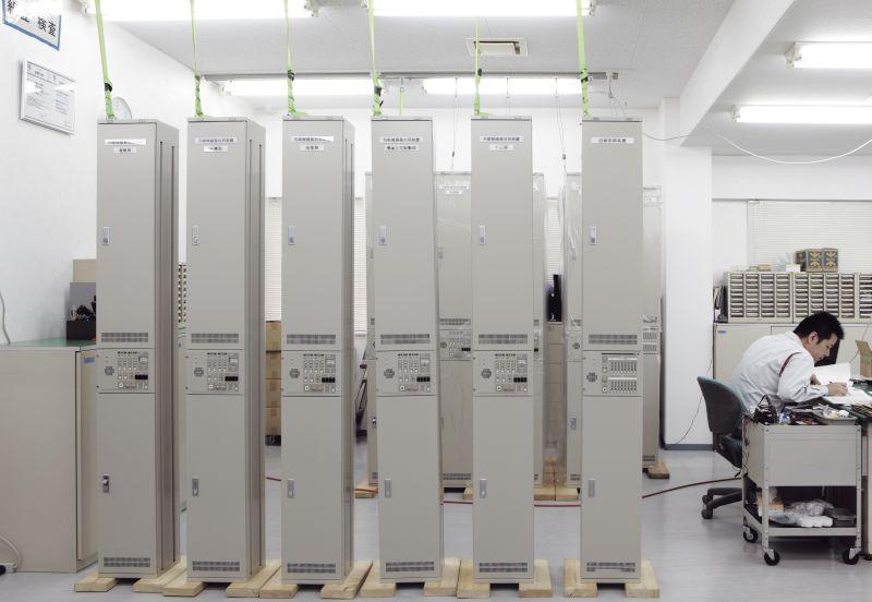 基地局 無線装置 正確に働く遠隔制御器、無線装置を創る大日電子