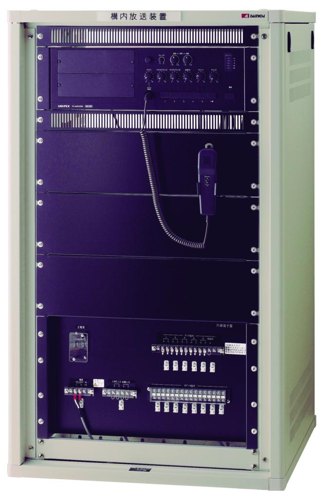 放送装置|正確に働く遠隔制御装置/無線装置を創る大日電子