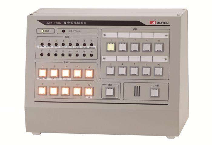 集中制御監視装置_無線装置|正確に働く遠隔制御装置を作る株式会社大日電子